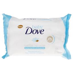 Toallita Húmeda Dove Baby Humectación Enriquecida 50 U