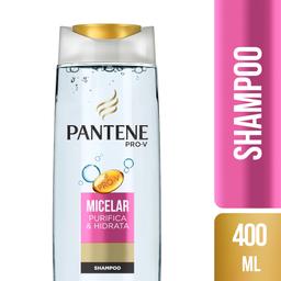 Shampoo Pantene Pro V Micelar Purifica e Hidrata 400 mL