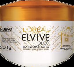Crema Tratamiento Óleo Extraordinario Coco Elvive L´Oréal X300Ml