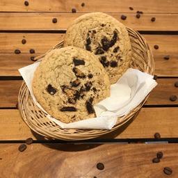 Cookie de Vainilla con Chips x 3