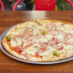 Pizza de Queso Azul