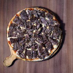 Pizza Al Shawarma