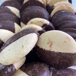 Galletas de Vainilla y Chocolate
