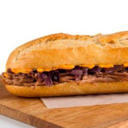 Sandwich de Ternerita con Bebida.