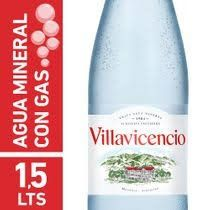 Villavicencio con Gas 1,5 l