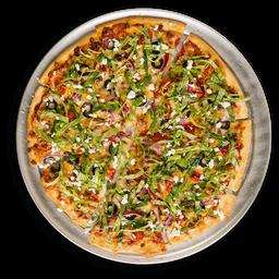 Taco a la Pizza Margarita 8 Porciones