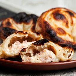 Empanada de Jamón y Queso Vicenta