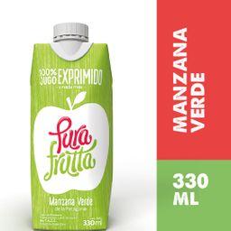 Pura Frutta Manzana Verde 330 ml