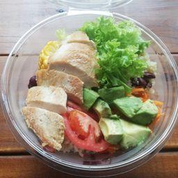 Ensalada Proteica Pollo