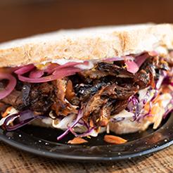 Sandwich de Boldiola
