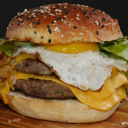 Doble Cheese Burger House