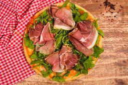 Pizza de Rúcula & Jamón Crudo