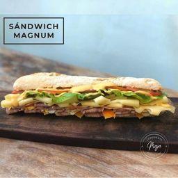 Sandwich Magnún de Matambre
