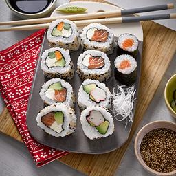 Sushi Surtido X 10