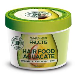 Tratamiento Fructis Hairfood Máscara De Nutrición 350Ml