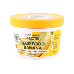 Tratamiento Fructis Hairfood Máscara De Fuerza 350Ml