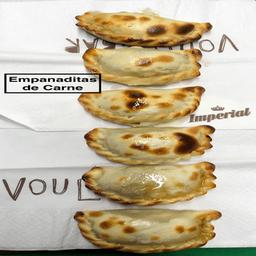 Empanaditas de Carne X 6