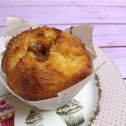 Muffin de Coco y Dulce de Leche