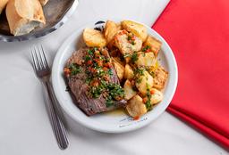 Carne Al Horno & Papas