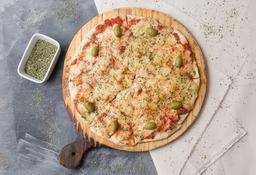 Combo Pizzeta Muzzarella & Fainá
