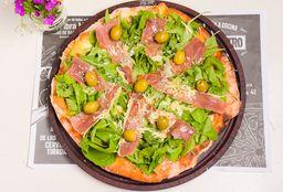 Pizza a la Leña Little Italy
