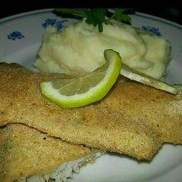 Filet de Merluza & Guarnición