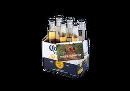 Six Pack Corona Porron 355ml