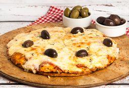 Pizza de Cuatro Quesos
