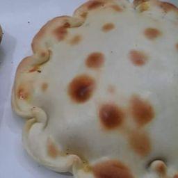 Tarta Queso y Cebolla