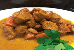 Guiso de Soja Al Curry