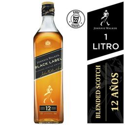 Jw Black Label Whisky Johnnie Walker
