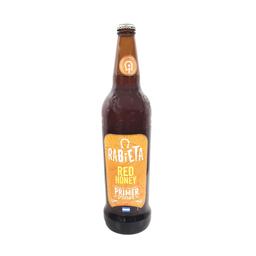 Cerveza Roja Rabieta Red Honey