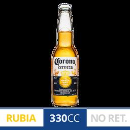 Cerveza Rubia Corona 355 Cc.