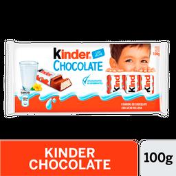 Kinder Chocolate 8Un