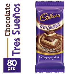 Cadbury Chocolate Tres Sueños