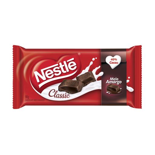 Nestlé Classic Nestle Chocolate Nestle Classic Amargo