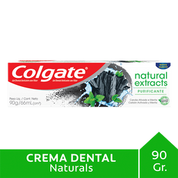 Colgate Pasta Dental Natural Extracts Purificante