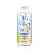 Polvo De Fécula Baby Algabo 200 G.