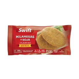 Milanesa de Soja Swift