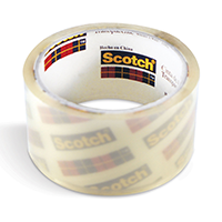 Cinta De Empaque Scotch Transparente 48 Mm. X 40 Mts.