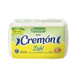 Queso Cremón Light X Kg.