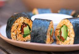 Sushi Raw X 8 Piezas.