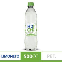 H2o Limóneto 500 ml