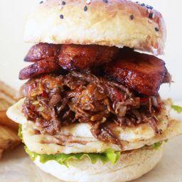 Rucio Moro Burger
