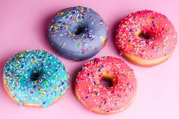 Donuts Simples X 6