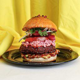 Noor Koreana Burger Pb