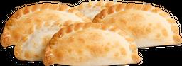 Combo Rappi: 3 empanadas + 1 empanada de DDL + Bebida