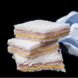 Sándwich Miga de J&Q
