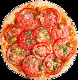 Pizza Napo con Jamón