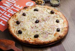 Pizza Bianca de Fugazzeta